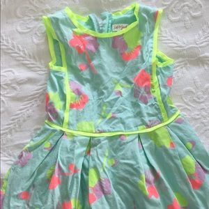Cat and jack 4t dress